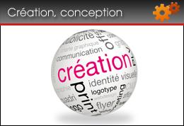 Création, conception